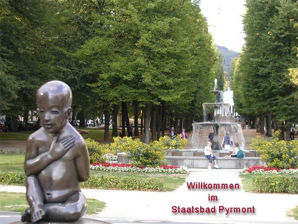 Willkommen im Staatsbad Bad Pyrmont